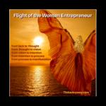 Flight of the woman entrepreneur