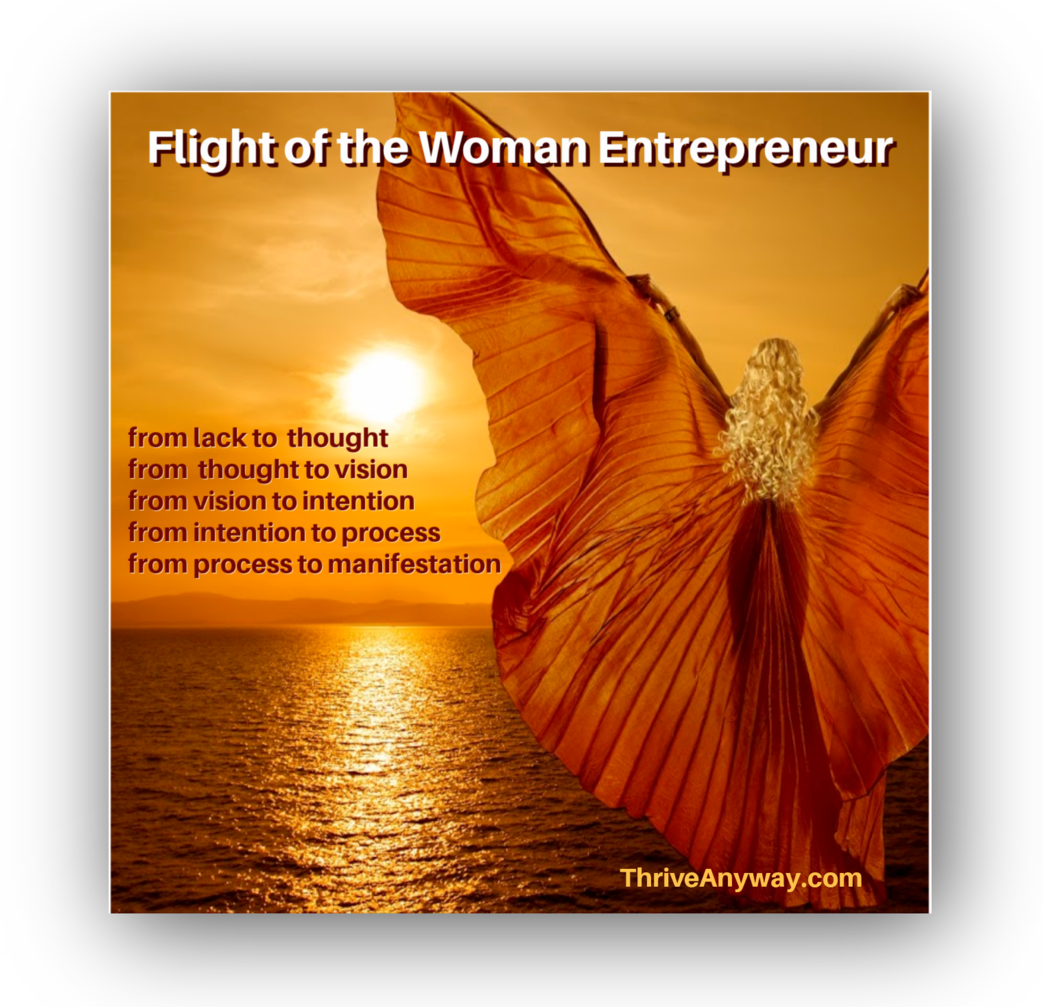 Flight of the woman entrepreneur