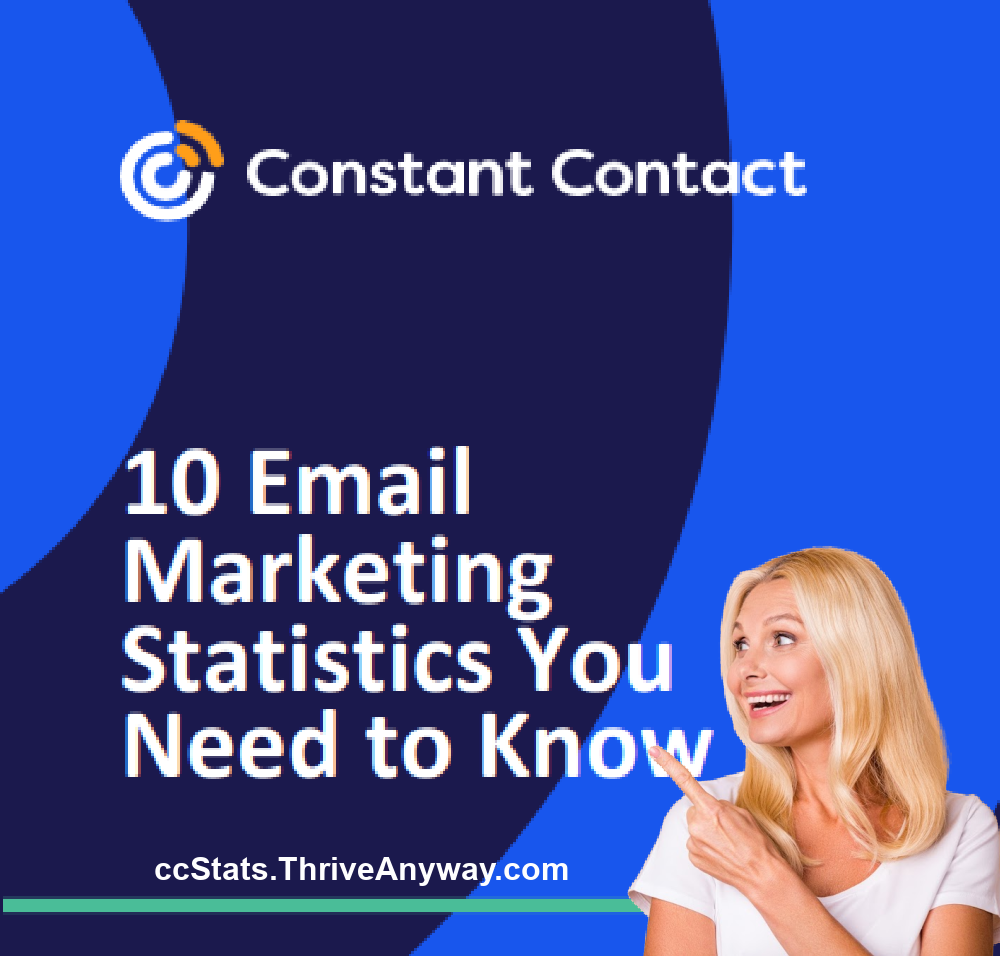 Constant Contact 10 Email Marketing Statistics You need to know